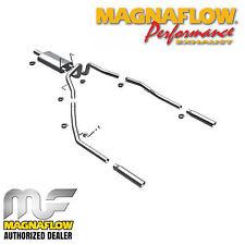 MAGNAFLOW Cat Back Dual Exhaust System 2009-2010 Dodge Ram 1500 4.7L 5.7L V8