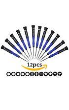 Best 12pcs Magnetic Pentalobe Screwdriver Set P2 P5,Triwing Torx T2 T4 T5 T6 T8H