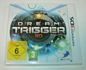 Dream Trigger 3D 3DS (PAL España precintado)