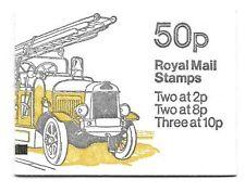 FB9b 50p LEYLAND Autopompa veicoli commerciali BARRA NERA sulla copertina ref 15730