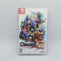 Disgaea 5 Complete (Nintendo Switch, 2017) - Brand New / Factory Sealed