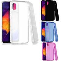 For Samsung Galaxy A10E TPU CANDY Gel Flexi Skin Case Phone Cover Accessory