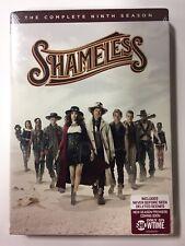 Shameless : The Complete Ninth Season (4-DVD Set, 2019) Factor Sealed