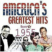 America's Greatest Hits Vol 6: 1955, Various Artists, Audio CD, New, FREE & Fast