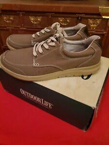 Men's OutdoorLife Harbor Shoes Size 11M