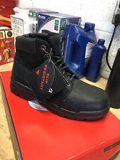Wolverine Boots Mens Size 7.5 Ew Black