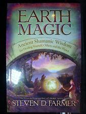 CLEARANCE ~ BRAND NEW! EARTH MAGIC ANCIENT SHAMANIC WISDOM FOR HEALING