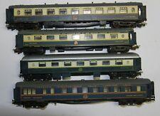Jouef/Lima 5610 vier 4achsige Salon-/Speisewagen vom Orient Express CIWL
