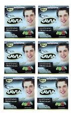 6 X Navia Men's Whitening Cream Remove Acne,Pimples,Dark Spot & Circles