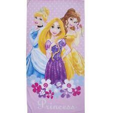 Articles de maison coton princesses, fées pour le monde de l'enfant, pour salle de bain