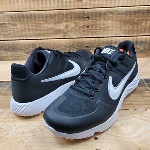 Nike Alpha Huarache Elite 2 Baseball Turf Cleats Men's Size 10.5 AJ6877-001