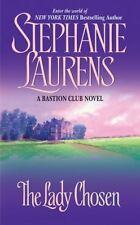 THE LADY CHOSEN Stephanie Laurens BRAND NEW BOOK Case Fresh Gift Quality!