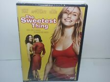 The Sweetest Thing (DVD, Region 1, R-Rated Version) NEW - Extras - No Tax