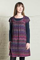 CLEARANCE Nomads Pebble Tunic Dress Rosewood PB24 Boho Hippy  Size 8 10 only