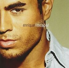 Audio CD - ENRIQUE IGLESIAS - Escape  - Like New - USED (LN) WORLDWIDE