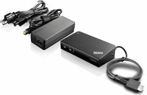 Lenovo DU9047S1 ThinkPad Dock OneLink+ 4K 2K USB 3.0 2x DP Dual Docking Station