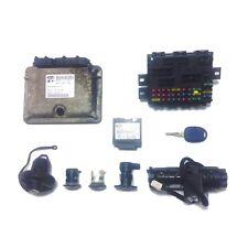 Fiat Multipla Mk2 1.6 Petrol *04-2010* Genuine ECU & Lock Set Complete (FreeP&P)