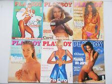 D - Playboy  Jahrgang 1999, Tatjana Patitz, Tanja Szewczenko, Naddel