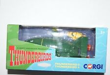 CORGI THUNDERBIRD 2 and Thunderbird 4 NEW IN BOX CC00802