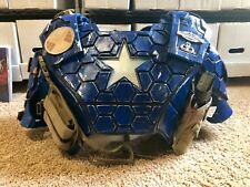 Captain America Armor, weathered Battle Damaged Cosplay Full Suit- EVA Foam