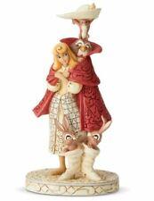 Jim Shore Disney Traditions Aurora White Woodland - Playful Pantomime 6002337