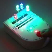 Portable Mini 9V 2~150mA LED Test Box Light-emitting Diode Bulb Lamp Tester