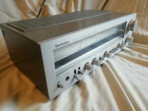 TECHNICS SA 303L RECEIVER PLAYING WELL, NICE USED CONDITION