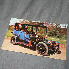 758D CPA Lyoncolor Museo Romano Panhard 1908