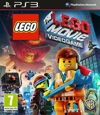The Lego Movie Videogame PS3 playstation 3 jeux jeu game games lot spellen 858