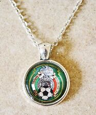 MEXICO Jersey Necklace Seleccion Mexicana de Futbol Soccer World Cup Men Women