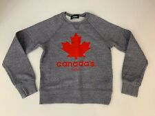 Dsquared2 Grey Jumper Sweater Age 8 Years Vgc Boys
