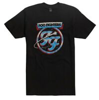 Foo Fighters FF COMET LOGO T-Shirt NWT Dave Grohl Rock Band 100% Authentic