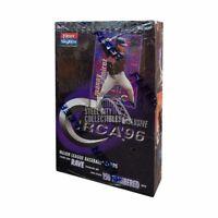 1996 Fleer Circa Baseball 24ct Hobby Box