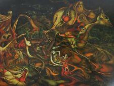 Le Cheval de Troie Gérard Vulliamy 1936-1937 The Trojan Horse Surrealism