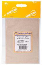 Transferpapier für Brandmalvorlagen - DIN-A3 zum Übertragen von Brandmalerei
