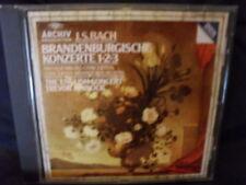Bach - Brandenburgische Konzerte 1, 2 & 3 -Pinnock / The English Concert