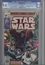 Star Wars #3 CGC 9.6 1977 Marvel Comic: