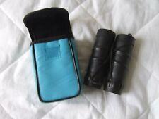 National Trust binoculars in blue case