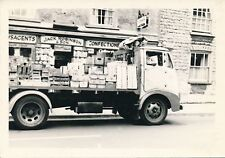 Photograph Jack Robinson and son shop newsagents Kendal Cumbria 1950s 35