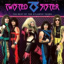 TWISTED SISTER The Best Of The Atlantic Years CD NEW We're Not Gonna Take It