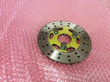 PGO Rodoshow 50cc, Front Brake Disc, Came From a 2006 Model.