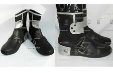 Sword Art Online Kirito Kazuto Kirigaya Cosplay Shoes boots Any Size