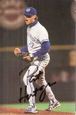 1994 Toronto Blue Jays MLB-Issued Postcard Autographed by Pat Hentgen