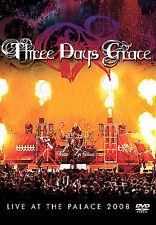 DVD: THREE DAYS GRACE Live At The Palace 2008 STILL SEALED
