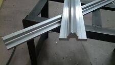 2x SBR16--1500 mm Liner Rail Aluminum prop without WC16 Liner Rod