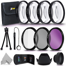 52mm Filter Kit - UV FLD CPL + f/ Canon EF 400mm F4 DO IS II USM