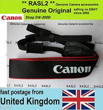 Original Canon Neck Shoulder Strap EOS 750D 5D 6D 1D s EOS100D EOS M M2 M3 M10