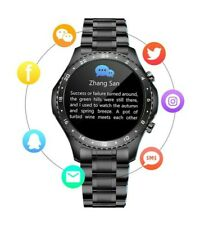 New Men Smart Watch Sports Fitness Watch Waterproof Bluetooth Call Android IOS