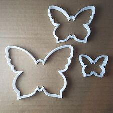 Butterfly Moth Insect Shape Cookie Cutter Animal Biscuit Pastry Fondant Sharp