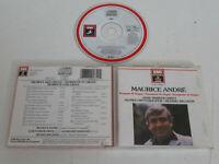 Maurice André – Trompette & Orgue / Emi Records Ltd. – Mdp 7 69062 2 CD Album